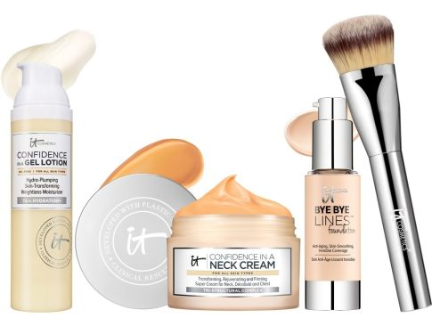 IT Cosmetics' New Year, Your Most Beautiful Skin! Collection #ITCosmetics #makeup #beauty #beautyblogger #blogger #ITsyourTSV #ad