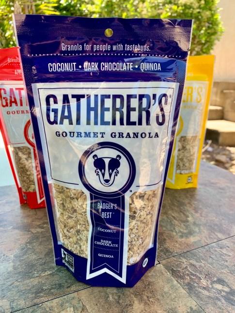 Gatherer's Granola Badger's Best