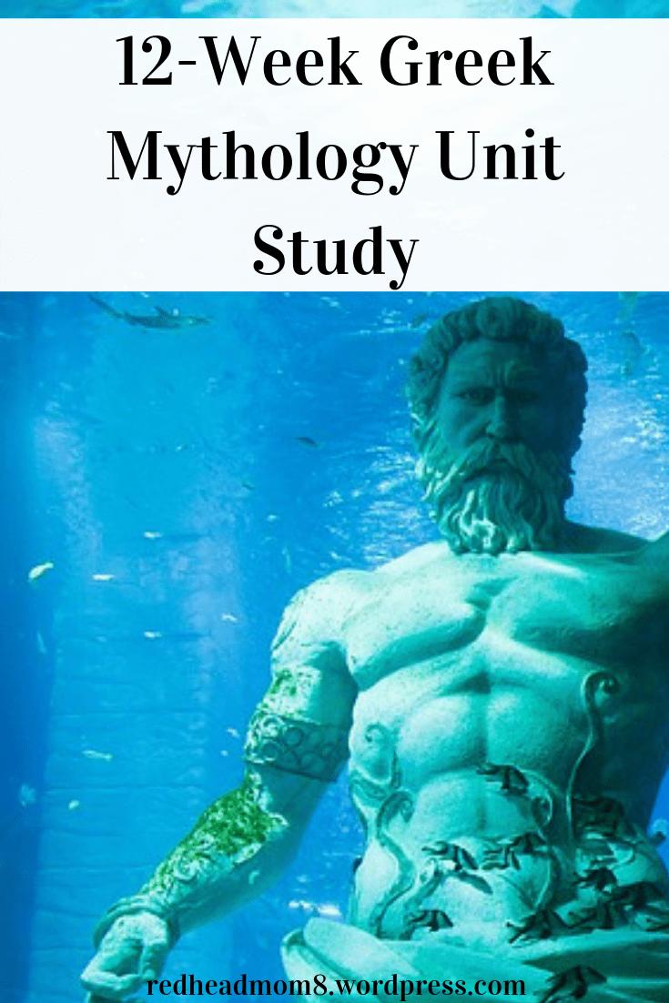 medium resolution of Free 12-Week Greek Mythology Unit Study – There's No Place Like Home
