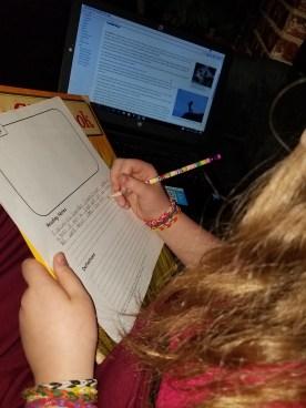 notebooking success
