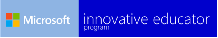 The Microsoft Innovative Educator Program