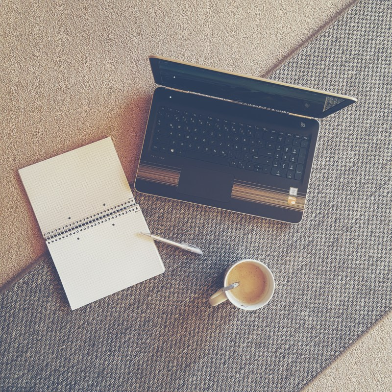 6 skills for working from home - home office