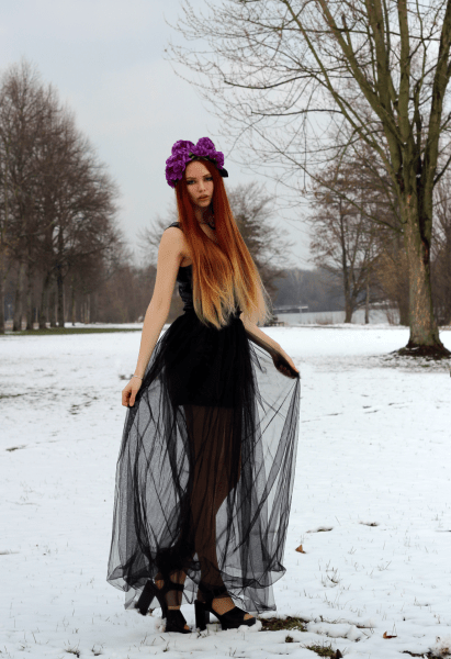 redheadventurer-liza-laboheme-fashion-take-outfit-pictures-by-yourself-winter