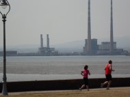 Ringsend Chimneys and runners 2