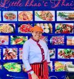 Khao's Thai Food in Tudor market