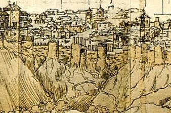 muralla de madrid 1500