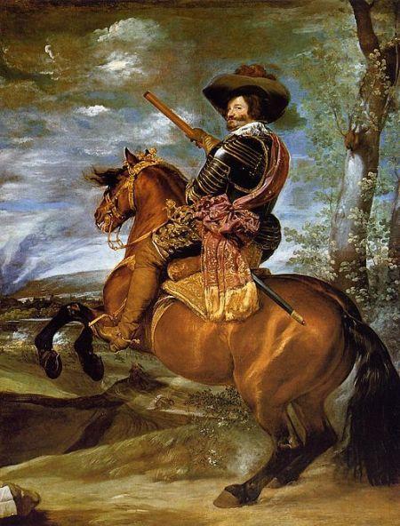 biografia conde duque de olivares