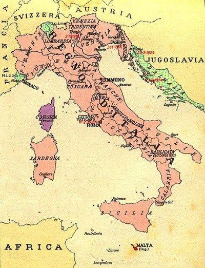 unificacion italiana siglo xix