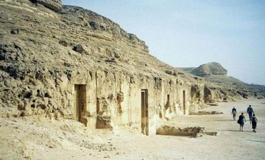 tumba alto egipto