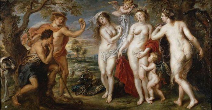paris mitologia griega