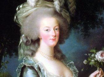 retrato de maria antonieta
