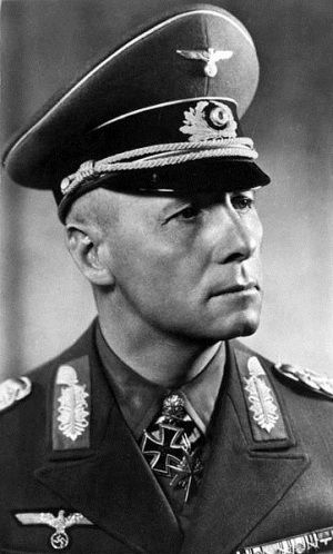 Erwin Rommel, el zorro del desierto
