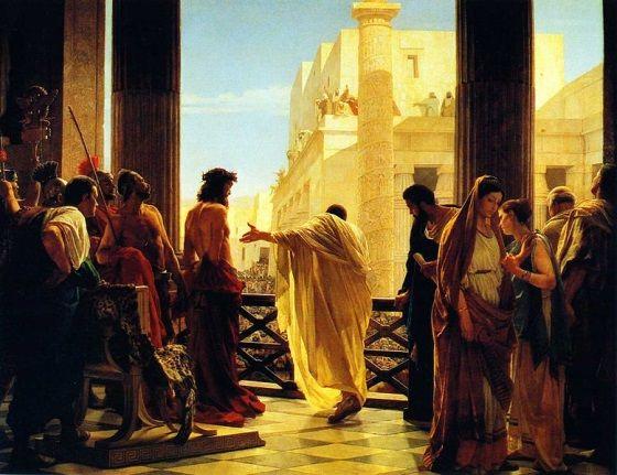 Un nuevo texto de San Cirilo plantea que Poncio Pilato intentó salvar a Jesús