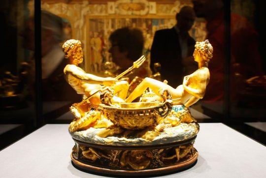 Ya se puede visitar el tesoro de los Habsburgo en el Kunstkammer