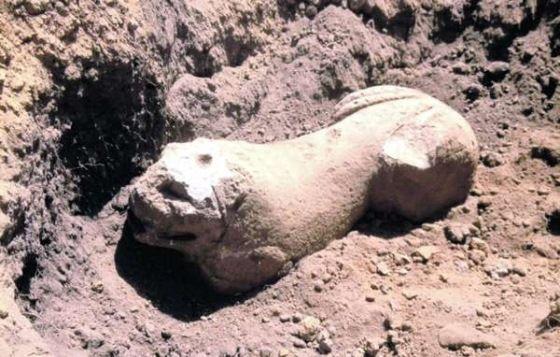 leon etrusco