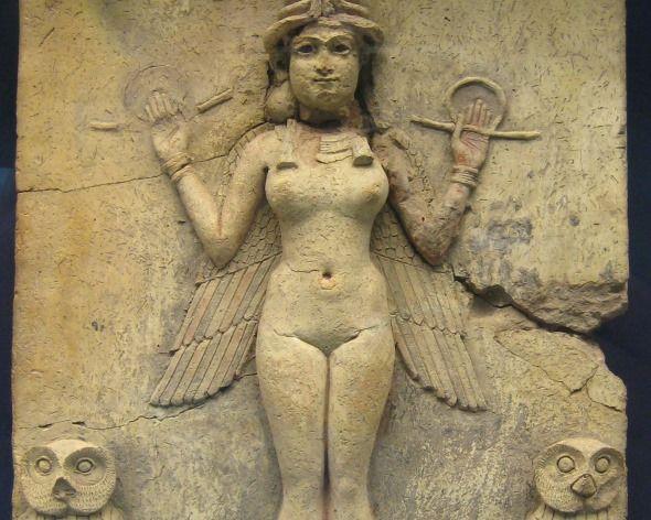 diosa fenicia astarte