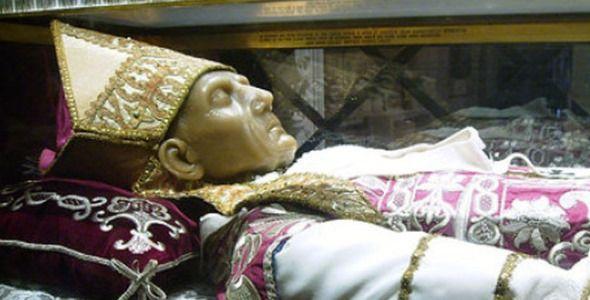 papa celestino v