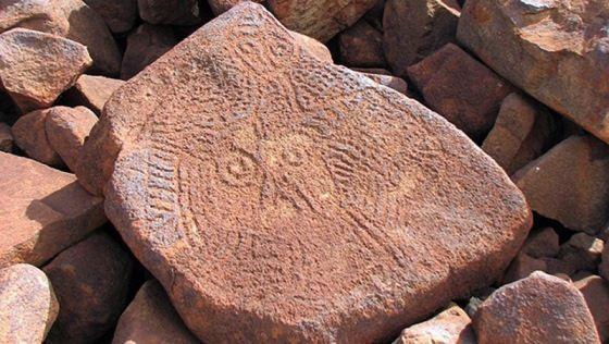 petroglifos mas antiguos mundo