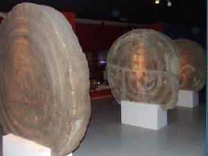 estelas del museo de cantabria