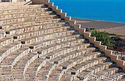 anfiteatro kourion