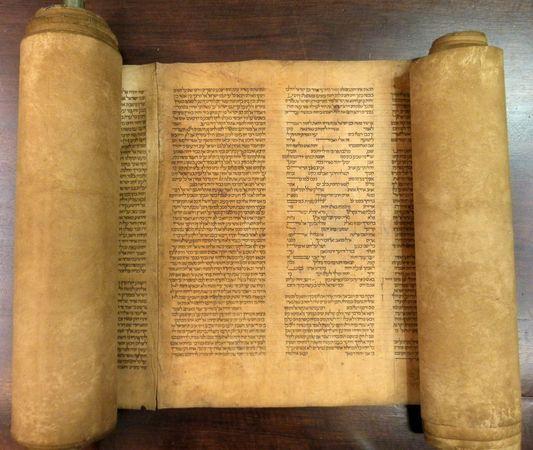 manuscrito tora