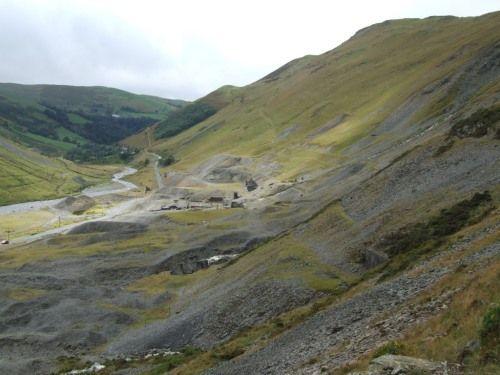 minas de gales