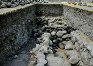 restos toltecas mexico
