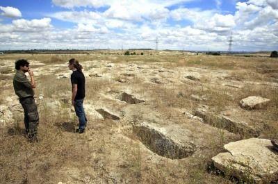 tumbas visigodas madrid