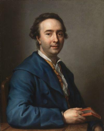 retrato de jose nicolas de azara