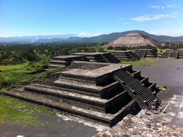 valle de teotihuacan