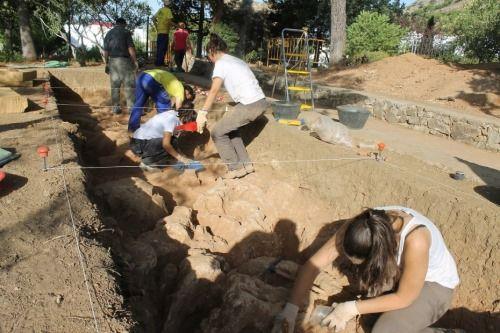 yacimiento aqueologico mijas pueblo