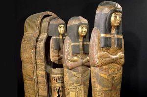 sarcofagos de momias