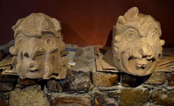 esculturas peru