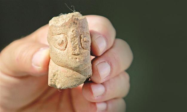 estatuilla 8000 años turquia