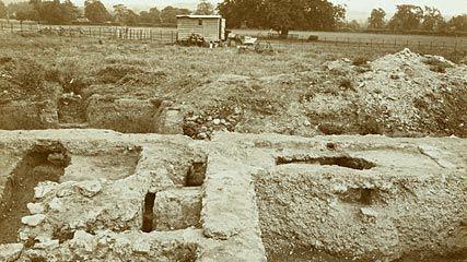 Bebés romanos de  romanos en Buckinghamshire