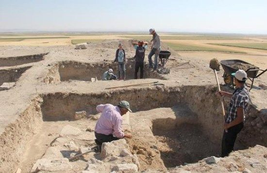 excavacion iglesia paleocristiana