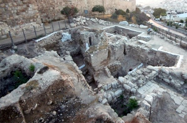 mansion romana jerusalen