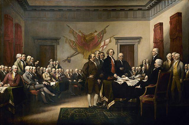 declaracion independencia