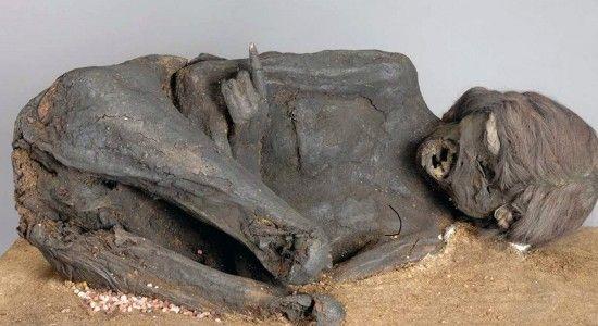 asesinato momia sudamericana