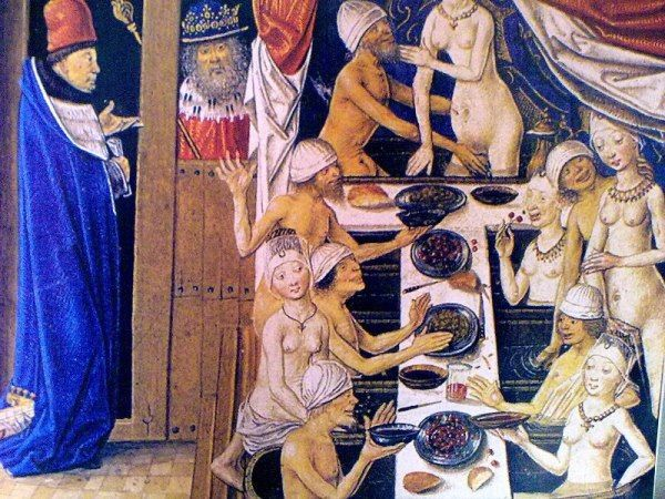 Edad Media: un período contradictorio en cuanto a la prostitucion