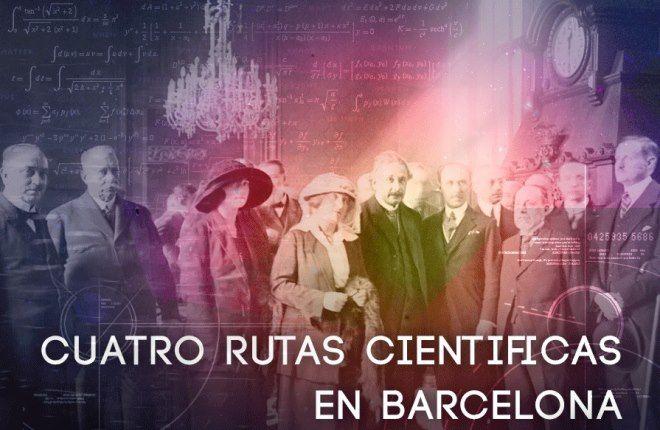 rutas cientificas por barcelona