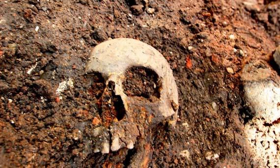 Los trabajos arqueológicos en Londres continúan descubriéndonos el asombroso pasado de la ciudad.