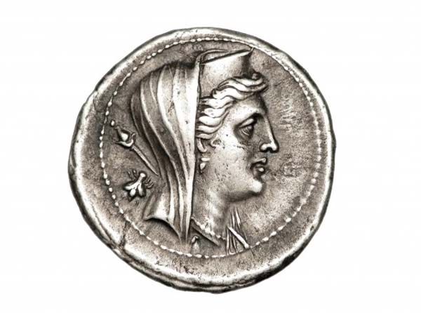 Misteriosa moneda griega