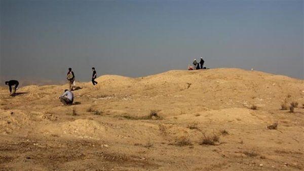 Estas colinas muestran el rico pasado iraní.