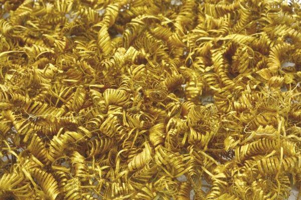 Espirales de oro