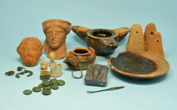 objetos epoca pre casandrina macedonia