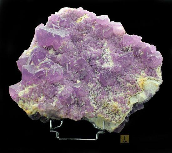 cristales de fluorita