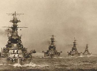 batalla de jutlandia