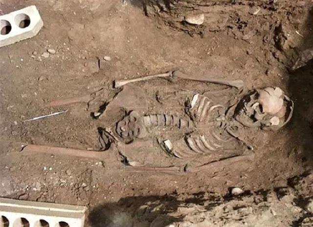 esqueleto visigodo valencia