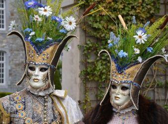 historia del disfraz de carnaval